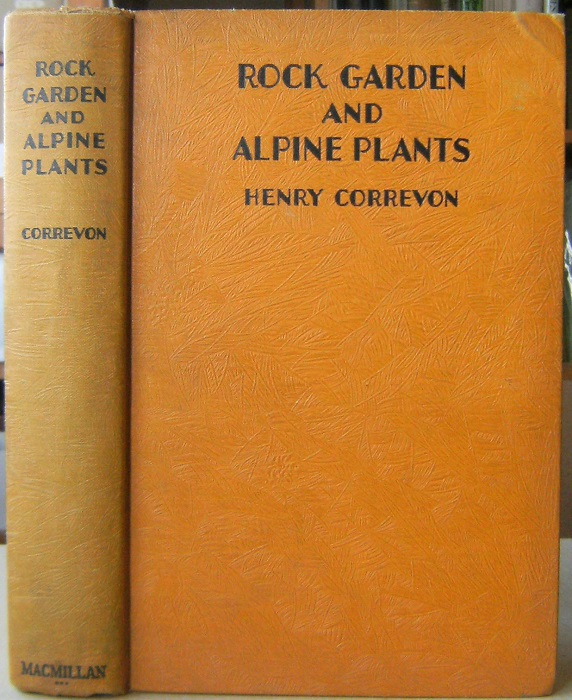 Image for Rock Garden and Alpine Plants