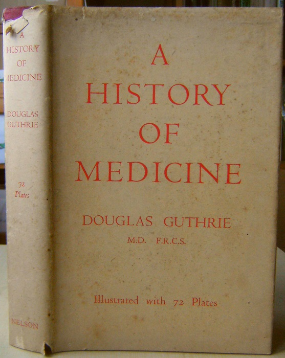 Image for A History of Medicine