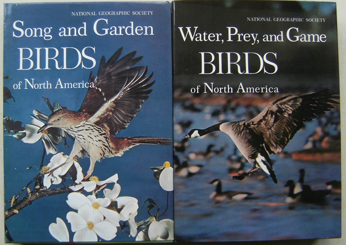 Image for Song & Garden Birds - Water, Prey & Game Birds of North America (with bird song records)