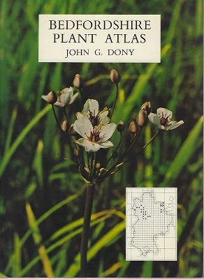 Image for Bedfordshire Plant Atlas (with letter from author)