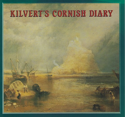 Image for Kilvert's Cornish Diary: Journal No.4, 1870 - From July 19th to August 6th, Cornwall