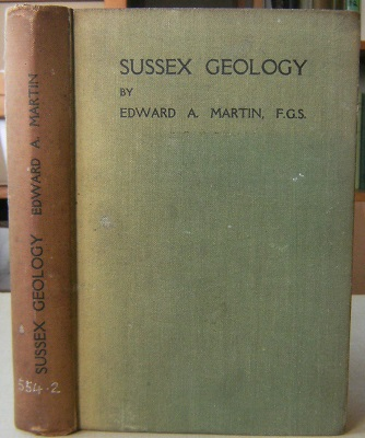 Image for Outlines of Sussex Geology, and other essays