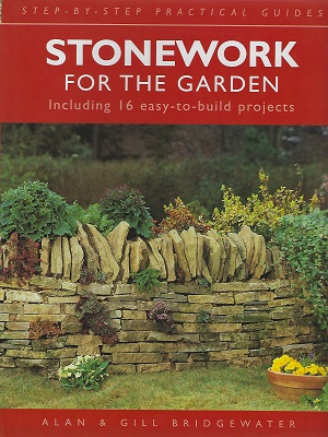 Image for Stonework for the Garden, including 16 easy-to-build projects