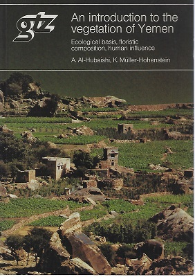 Image for An Introduction to the Vegetation of Yemen - ecological basis, floristic composition, human influence.  [Nigel Hepper's copy]