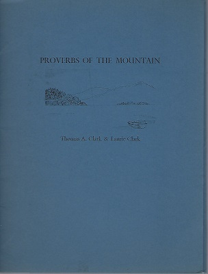 Image for Proverbs of the Mountain