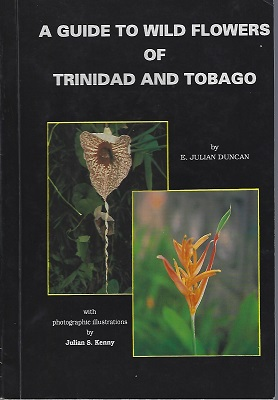 Image for A Guide to Wild Flowers of Trinidad and Tobago (Sybil Sassoon's copy)