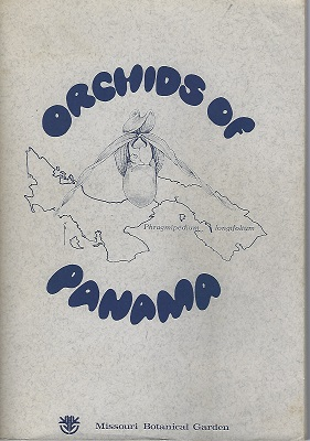 "Image for Orchids of Panama ( a facsimile reprint of the ""Orchidaceae, Flora of Panama"", with A Checklist of the Orchids of Panama as Known Today."