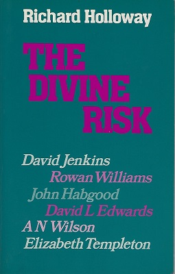 Image for The Divine Risk
