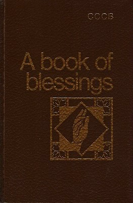 Image for A Book of Blessings