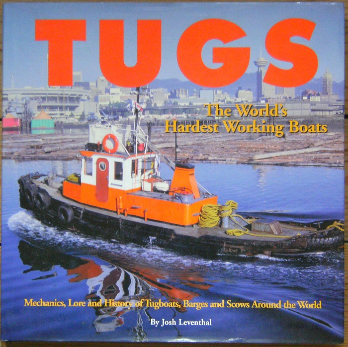 Image for Tugs: The World's Hardest Working Boats