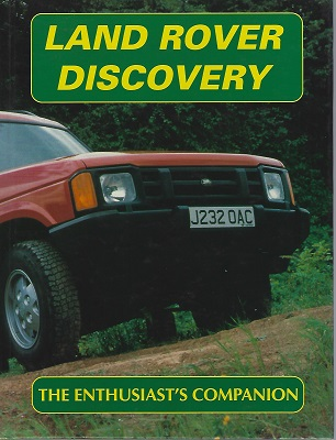 Image for Land Rover Discovery: The Enthusiast's Companion