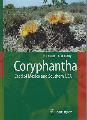 Image for Coryphantha - Cacti of Mexico and Southern USA