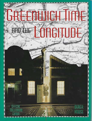 Image for Greenwich Time and the Longitude (Official Millenium Edition)