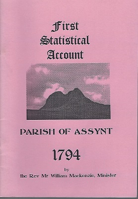 Image for First Statistical Account. Parish of Assynt, 1794