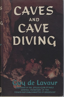 Image for Caves and Cave Diving