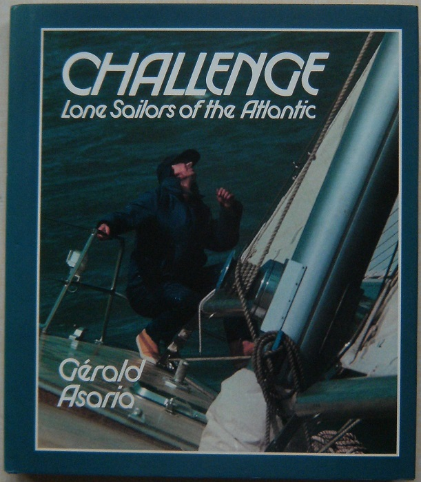 Image for Challenge - Lone Sailors of the Atlantic