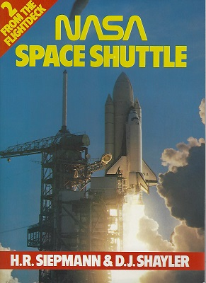 Image for NASA Space Shuttle. 2 From the Flight Deck