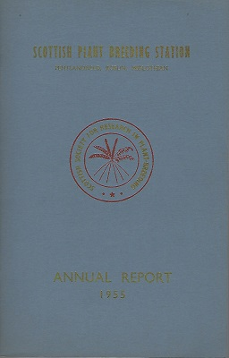 Image for Scottish Plant Breeding Station Annual Report 1955 - Opening of Pentlandfield