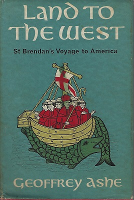 Image for Land to the West: St.Brendan's Voyage to America