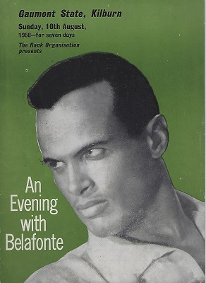 Image for An Evening With Belafonte (Gaumont State, Kilburn)