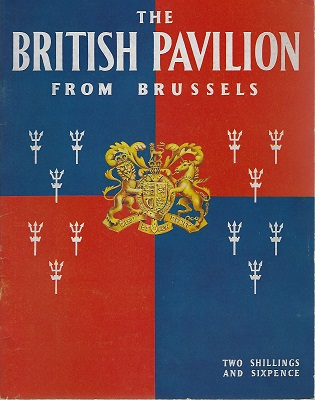 Image for The British Pavilion from Brussels, exhibited at The Daily Mail Ideal Home Exhibition, Olympia, London, 1959