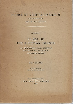 Image for Flora of the Aleutian Islands and Westernmost Alaska Peninsula with Notes on the Flora of Commander Islands