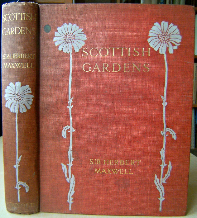 Image for Scottish Gardens m being a representative selection of different types, old and new