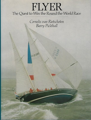 Image for Flyer - The Quest to Win the Round the World Race