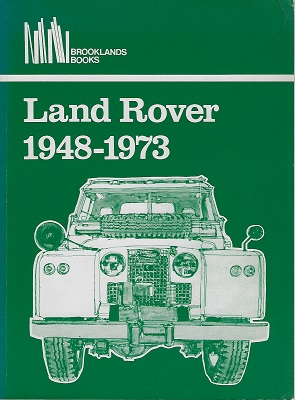 Image for Land Rover 1948 - 1973
