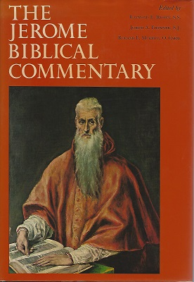 Image for The Jerome Biblical Commentary (Two volumes in one)