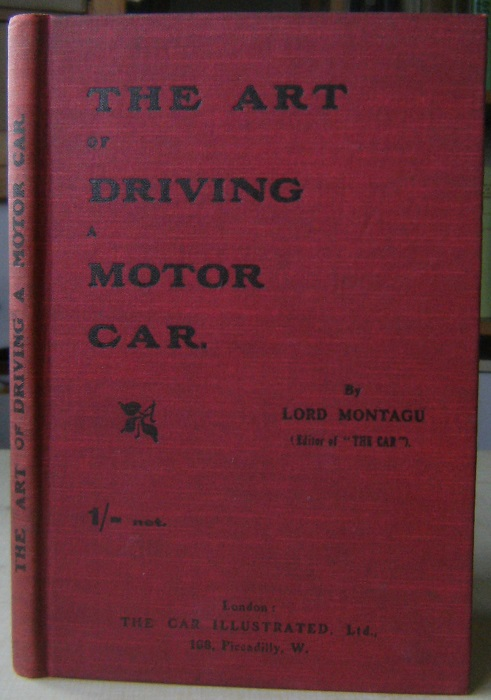Image for The Art of Driving a Motor Car