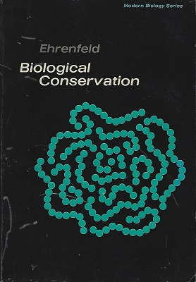 Image for Biological Conservation (Peter Moore's copy)