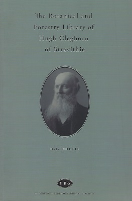 Image for The Botanical and Forestry Library of Hugh Cleghorn of Stravithie
