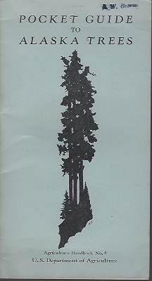 Image for Pocket Guide to Alaska Trees (Eric Groves' copy]
