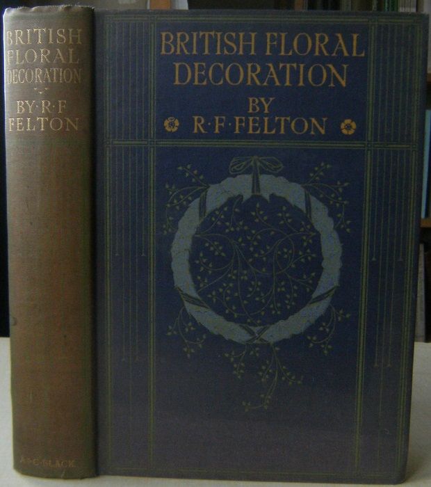 Image for British Floral Decoration