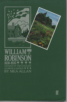 Image for William Robinson, 1838-1935 : Father of the English Flower Garden