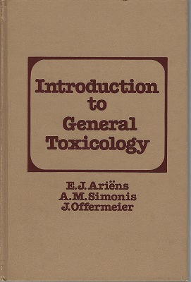 Image for Introduction to General Toxicology