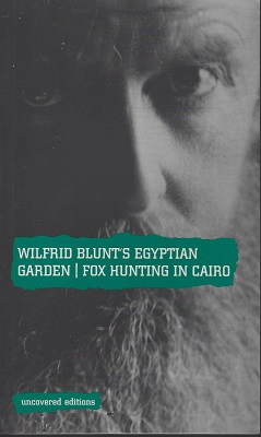 Image for Wilfrid Blunt's Egyptian Garden : Fox Hunting in Cairo