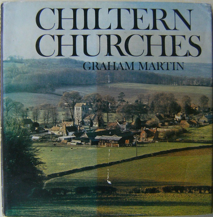 Image for Chiltern Churches - a visual survey    [Richard Fitter's copy]