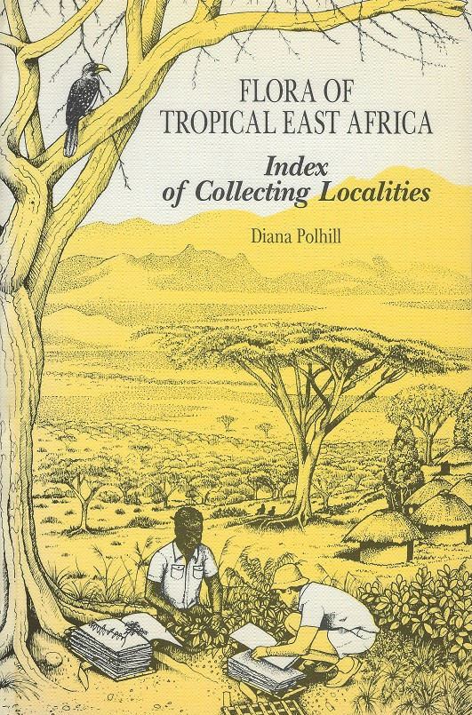 Image for Flora of Tropical East Africa; Index of Collecting Localities  (Nigel Hepper's copy)