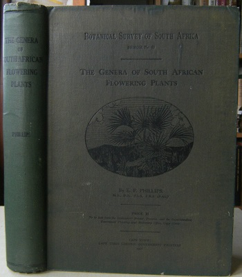 Image for The Genera of South African Flowering Plants