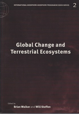 Image for Global Change and Terrestrial Ecosystems (Peter Moore's copy)