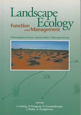 Image for Landscape Ecology, Function and Management - Principles from Australia's Rangelands