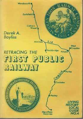 Image for Retracing the First Public Railway