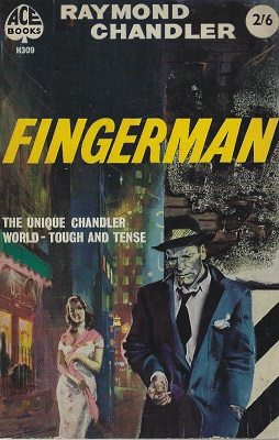Image for Finger Man   [Fingerman] (Ace Books)