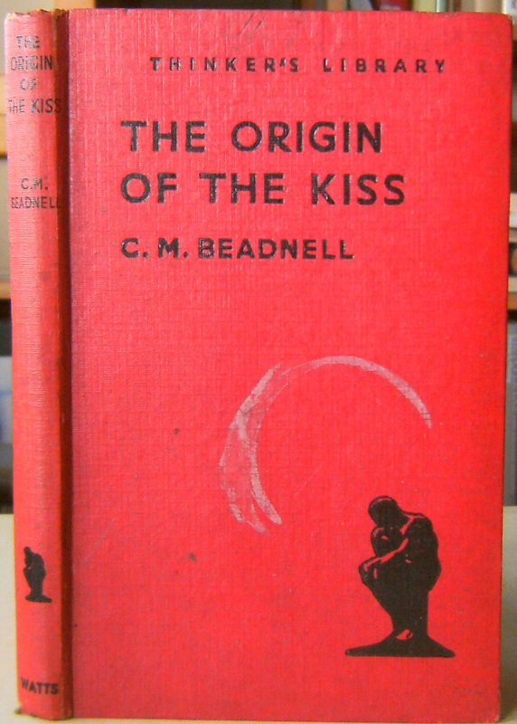 Image for The Origin of the Kiss, and other scientific diversions