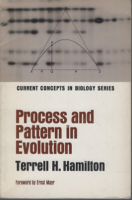 Image for Process and Pattern in Evolution [Peter Moore's copy]