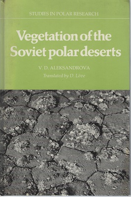 Image for Vegetation of the Soviet Polar Deserts