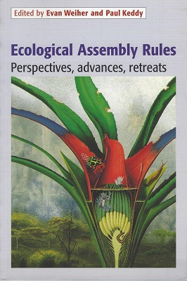 Image for Ecological Assembly Rules: Perspectives, Advances, Retreats