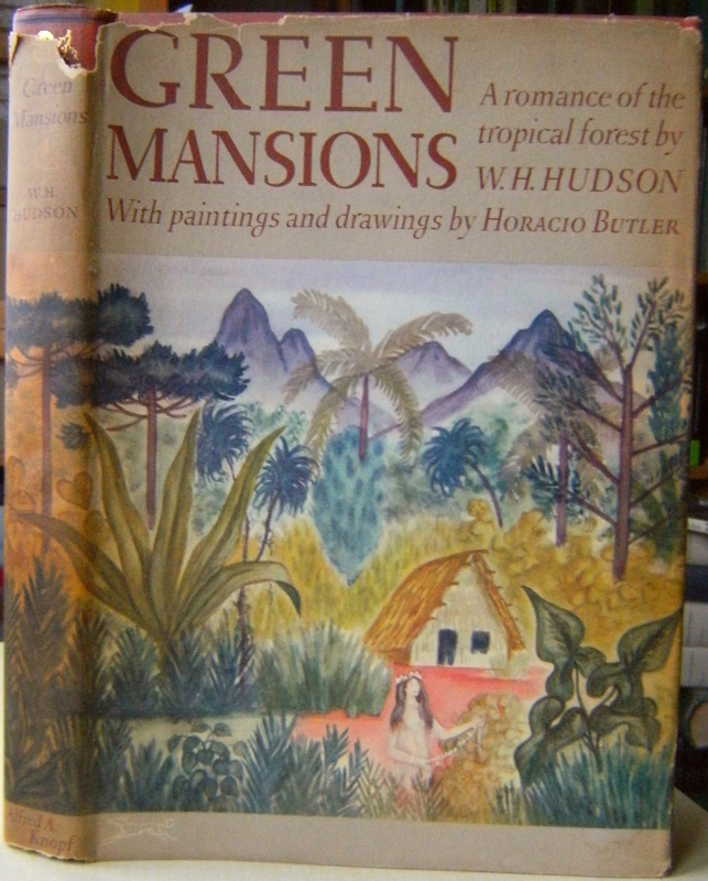 Image for Green Mansions - A Romance of the Tropical Forests